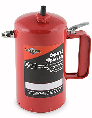 (Vaper 19419 Red Spot Spray Non-Aerosol Sprayer (Red) - 32 oz. )