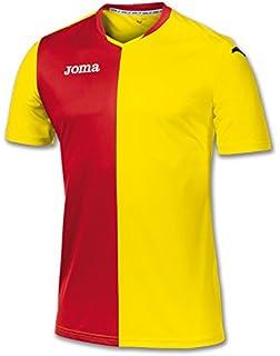 Joma 100157 - Camiseta de equipación de Manga Corta para Hombre