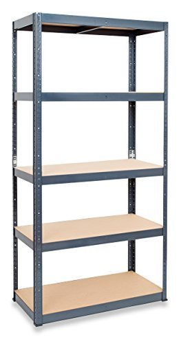 450mm-deep-storalexa-garage-shelving-racking-unit-265kg-udl-free-mallet-by-storalex