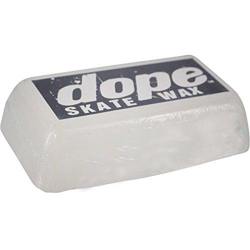 Curb Wax (Dope Skate Wax Large Brick Clear Original Formula Skatewax)