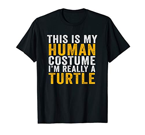 Mens Halloween Costumes Ideas Homemade (This is my Turtle Costume Halloween Gifts Men Women Kids)