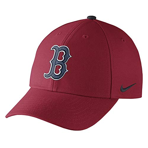 Nike Boston Red Sox Dri-FIT Wool Classic Adjustable Performance Hat - Red