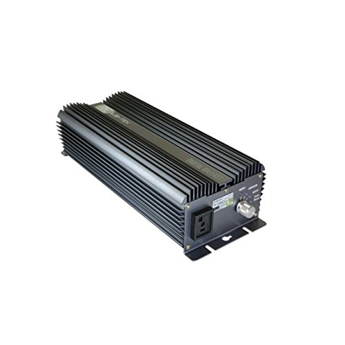 SolisTek 600/400W SE/DE Digital Ballast 120/240V by Solis Tek