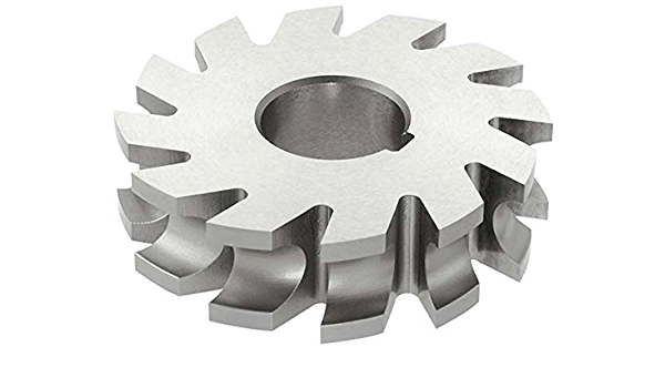 TiCN Coating KEO Milling 83992 Staggered Tooth Milling Cutter,S Style 1-1//2 Arbor Hole 28 Teeth 8 Cutting Diameter HSS Standard Cut 17//32 Width