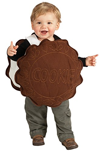 Rubie's Costume Trick Or Treat Sweeties Creamy Cookie Costume, Brown, Infant - Trick Or Treat Costumes For Infants
