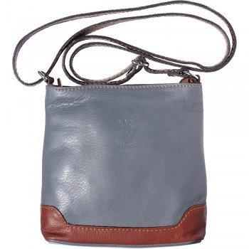 Crossbody Mini LaGaksta Leather Bag Brown Soft Italian Grey Shoulder Very 47Yqw14