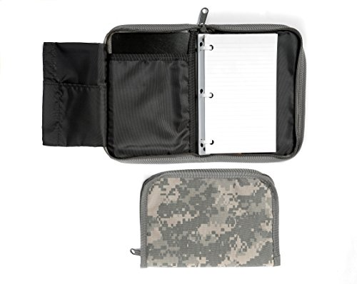 - Raine Deluxe Side Binder Pouch, ACU Pattern