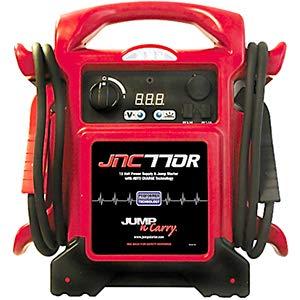 Clore Automotive Jump-N-Carry JNC770R 1,700 Peak Amp Premium 12-Volt Jump Starter