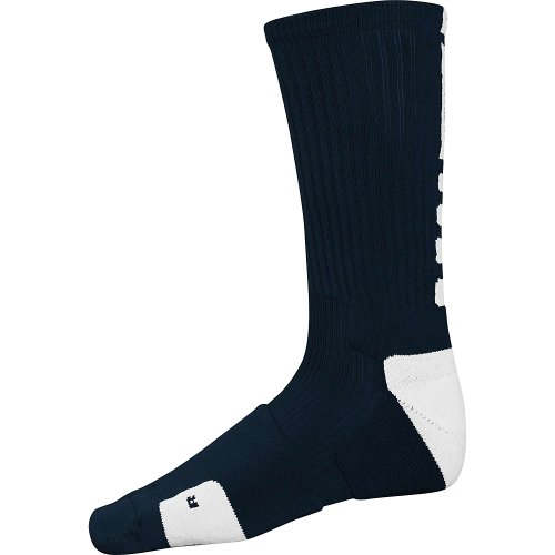 Nike - Polo de manga corta para hombre azul marino / blanco