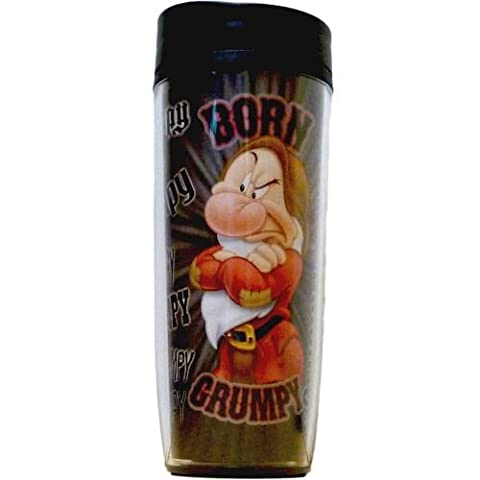 Disney Grumpy Born Travel Mug