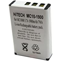 Hitech - BTRY-MC10AEB00 / 55-060126-02 Replacement Battery for Symbol MC1000 Barcode Scanners (Li-Ion, 1900mAh)