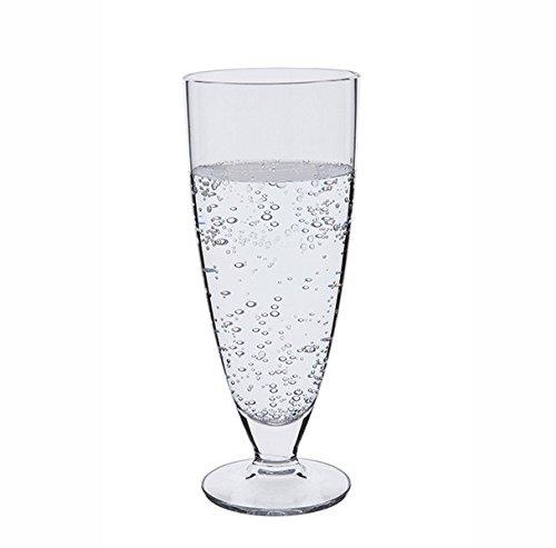 Dartington Rachael Water Glass, Clear, Pack of 2