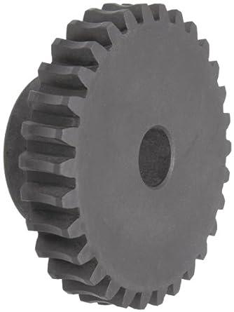 Martin Worm Gear, 14.5 Degree Pressure Angle, Cast Iron, Inch