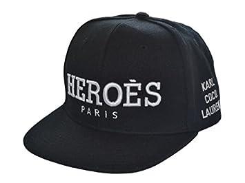 Hermes Style HEROES Snapback Cap Basecap Neu Unisex Swag Hats ... 85655f17a9f