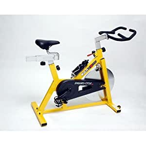 Multisports Endurocycle ENC 600 Belt Driven Indoor Cycling Exercise Bike ENC-600X Color: Black