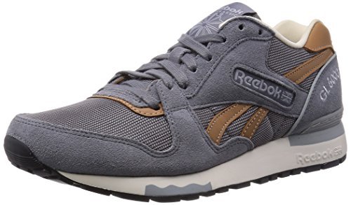 Reebok Gl 6000 Casual - Zapatillas Hombre Gris (shark/baseball grey/paperwhite/black)