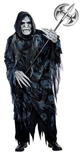Soul Taker Costumes (Soul Taker Mens Costume Size Standard)