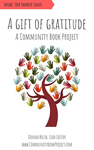 A Gift of Gratitude: A Community Book Project