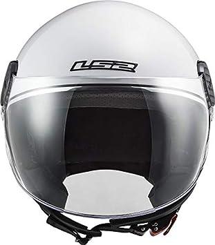 S Noir LS2 Casque moto OF558 SPHERE LUX MATT NOIR