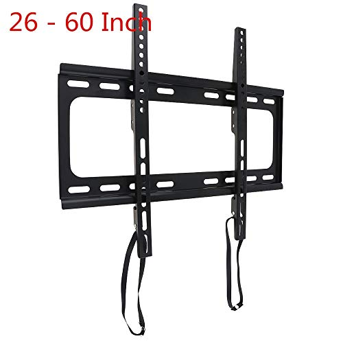 Best Choise Product Universal 45kg 1.5mm Cold Ligation Board tv Wall Mount Bracket Flat Panel tv Frame for 26-60 inch LCD led Monitor Flat pan]()