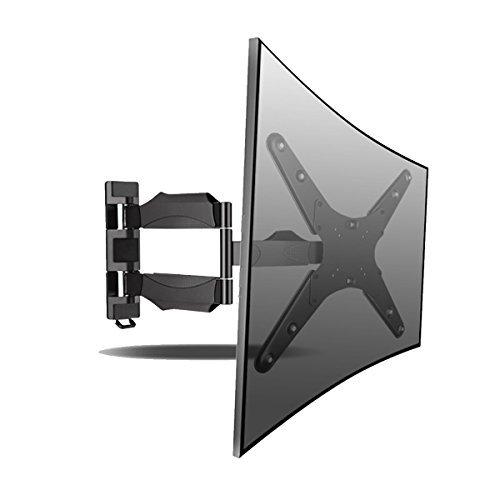 Suptek Articulating Full Motion Ultra Slim TV Wall Mount Bracket for23-55 Inch LCD Plasma TV (MA4262-1)