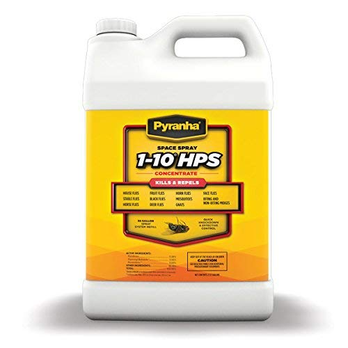 (Pyranha 068025 Space Spray 1-10 hp Insecticide for 30 Gallon System)
