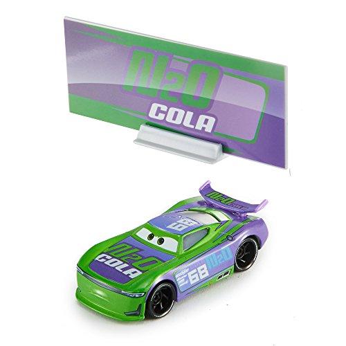 (Disney/Pixar Cars 3 H.J. Hollis Next Gen N2O Cola Die-cast Vehicle)