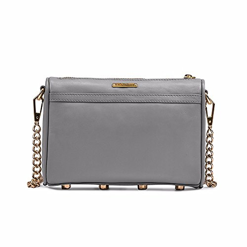 Amazon.com: BMKTR-Bags Shoulder Bag Sexy Lady Top-Handle Bag Vintage Messenger Bag Chain Women Pu Leather Fashion Gift Party Strap Detachable Grey: Garden & ...