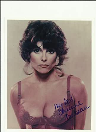 Adrienne Barbeau #6 Signed 8X10 Photo COA Guarantees