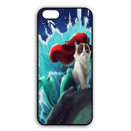 [iPhone 6 PLUS - iPhone 6S PLUS(5.5 Inch Screen) Anti Slip Casing for Grumpy Cat] (Night Fury Costume For Cat)
