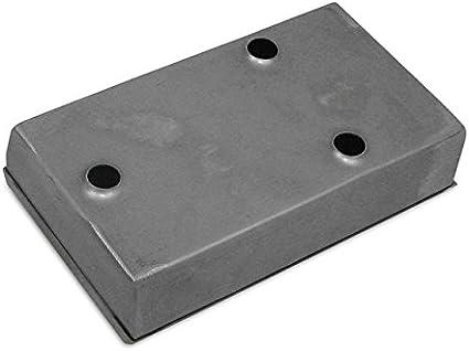 Caja de herramientas para la rueda de repuesto (sin cerradura y ...
