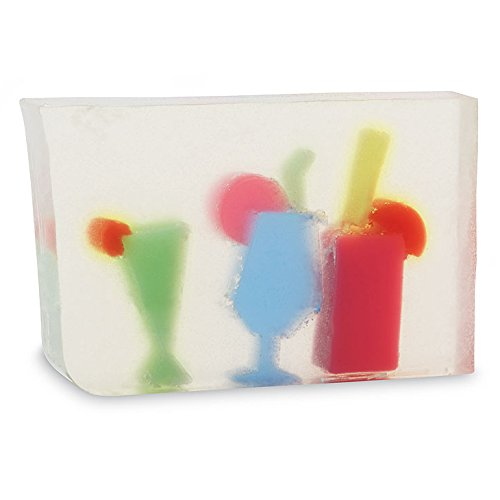 - Primal Elements Pineapple Rum Splash 5.8 Oz. Handmade Glycerin Bar Soap