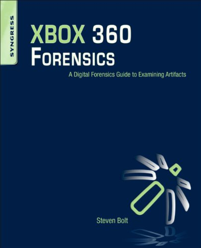 - XBOX 360 Forensics: A Digital Forensics Guide to Examining Artifacts