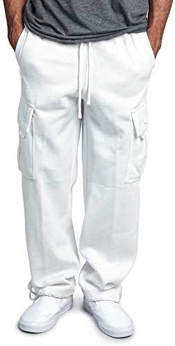 WOVELOT Nuevo Pantalones de Chándal Cintura Elástica con ...