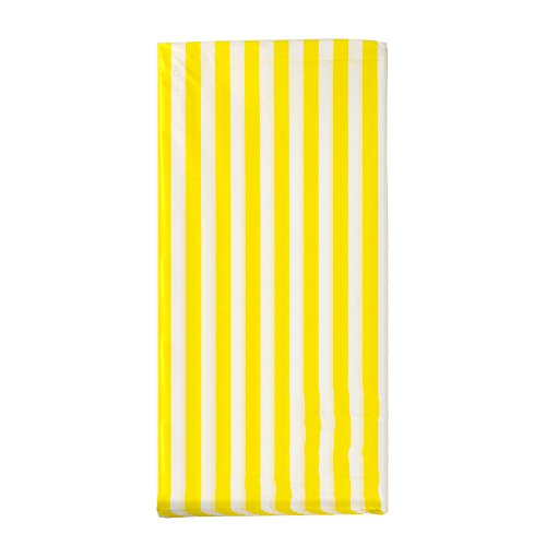 Christmas Plastic Table Cover (Mural Art 2 Pcs Stripe Extra Long Disposable Table Covers Plastic Rectangle Tablecloths Kitchen Picnic Birthday Christmas Wedding Holiday Party Tablecover, 108