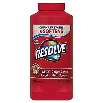 Resolve 81760 Large Area Carpet Cleaner Moist Deep Clean
