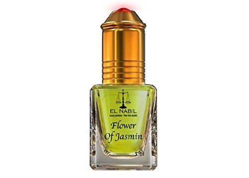 Flower of Jasmin Musc El Nabil 5ml Parfümöl Alkoholfrei orientalisch arabisch oud misk moschus
