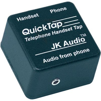 jk-audio-qt-quicktap-telephone-handset-audio-interface-for-conversation-recording-and-monitoring