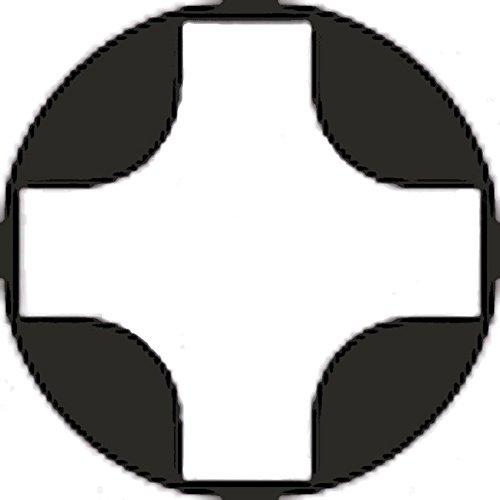 Best Way Tools 83040 No.2 Reduced Phillips Bit 1-Inch