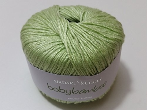 Sirdar Snuggly Baby Bamboo DK HAND KNITTING YARN - 50g 133 Willow by Sirdar Snuggly Baby Bamboo DK
