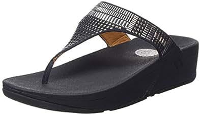 FitFlop™ Womens Aztek Chada Sandal Supernavy Size 5
