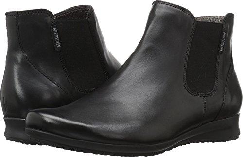 Mephisto Women's Floreta Ankle Bootie, Black Silk, 10 M US