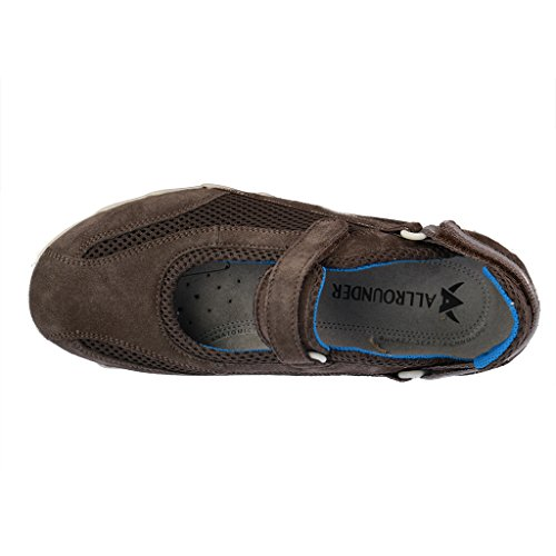 By Lavagna De Mujer Zapatos Allrounder Cuero Mephist vdCwxFnq1