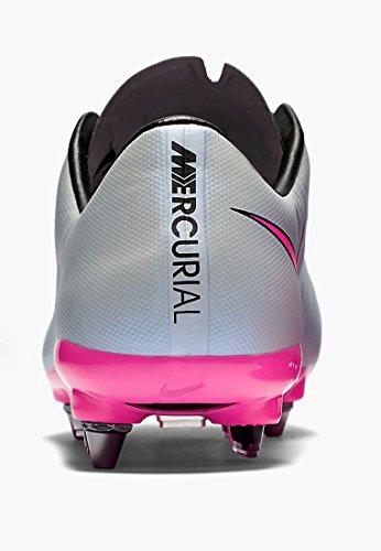 Nike Mercurial Vapor X SG-Pro - zapatillas de fútbol de material sintético hombre Gris - Gris