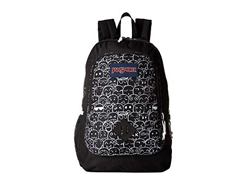 JanSport Unisex Super Sneak Emoji Crowd One Size