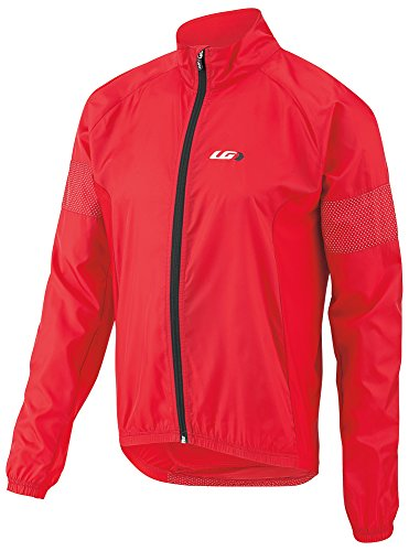 Louis Garneau - Men's Modesto 3 Bike Jacket, Ginger, L Louis Jacket
