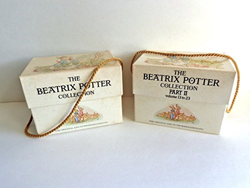 The Beatrix Potter Collection (23 Volume set)