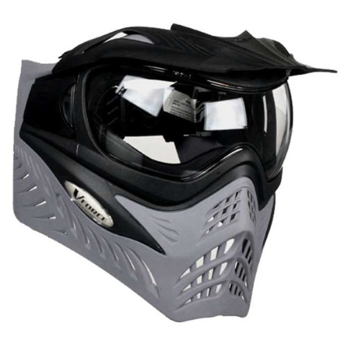 VForce Grill Paintball Mask/Goggles (Charcoal)