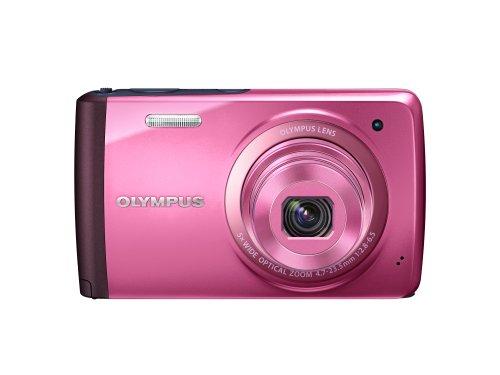オリンパス スタイラスVH410 ピンク