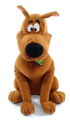 "Scooby Doo 12"" Sitting Plush"